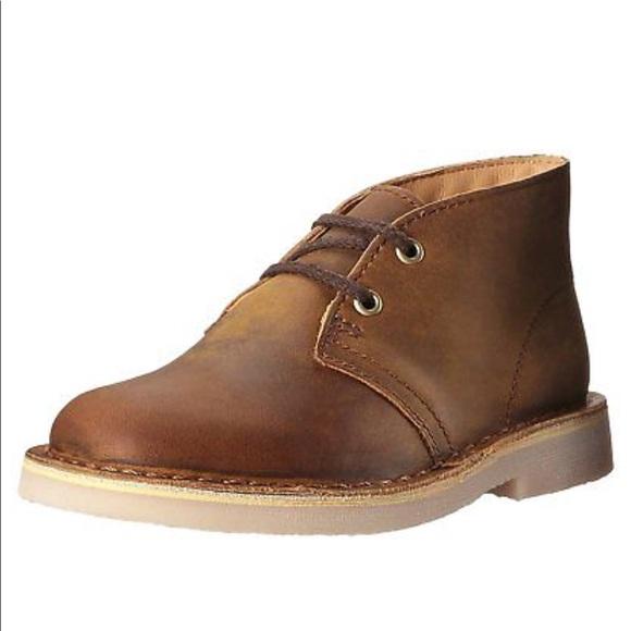 6167b76dcb06e Clarks Shoes | Desert Boot Toddler Brown | Poshmark